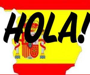 Spanje-hola